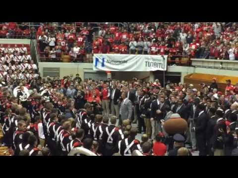 Ohio State vs. Nebraska Skull Session: Nov. 5, 2016