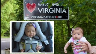 Baby Takes Epic Road Trip With Parents To Visit All 50 States