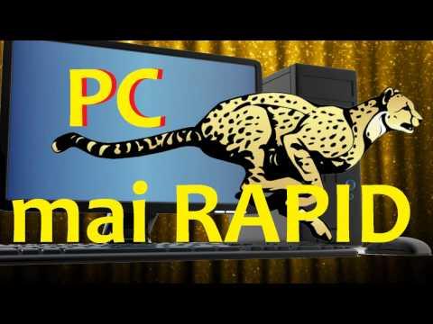 ♦REAL♦ Cum faci PC-ul mult mai rapid in cateva secunde !