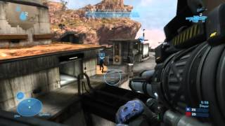 Halo: Reach - KD 20 in Slayer on Powerhouse - Halo: Reach (X360) - User video