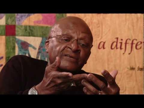 Desmond Tutu, Peacemaker: A conversation with Desmond Tutu & John Allen