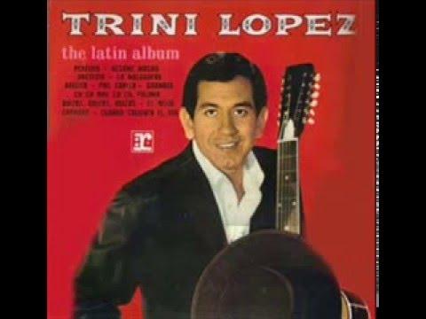 Trini Lopes The latin album - YouTube