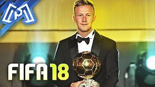 O VERDADEIRO MELHOR DO MUNDO! 🏆 - FIFA 18 - Modo Carreira #36
