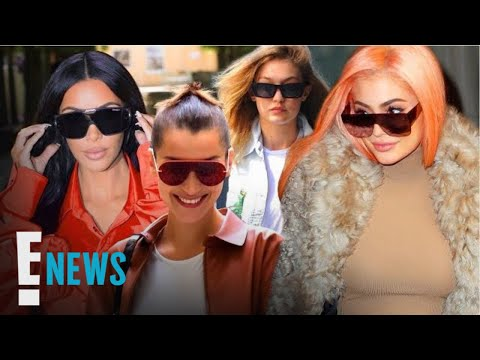 Celebs Are Now Obsessed With Sporty Shades   E! News