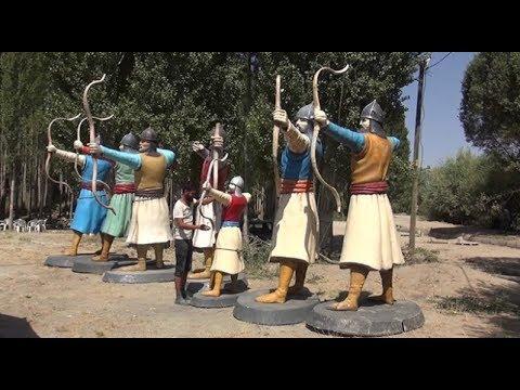 Okçular Vakfı Malazgirt Milli Parkı'na okçuluk alanı kurdu