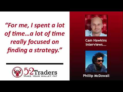 How To Build A (Quant Free) Trading Robot w/ Phillip McDowall - Forex Trading Interview | 51 mins