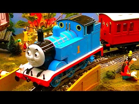 Thomas Cheese Epping Model Railway 2015 & What's The Future Of Train Shows? Part 1