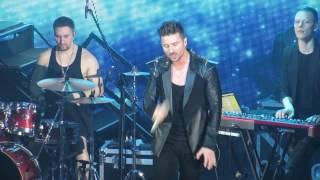 Концерт Лазарева в Воронеже, 2016