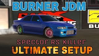 Burner JDM Ultimate Setup + Test Drive! (Toyota Chaser Ultimate)   One Of The Best Cars   CarX