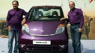 Tata Nano Twist XE Unveiled | The Cheapest Power Steering Car In India