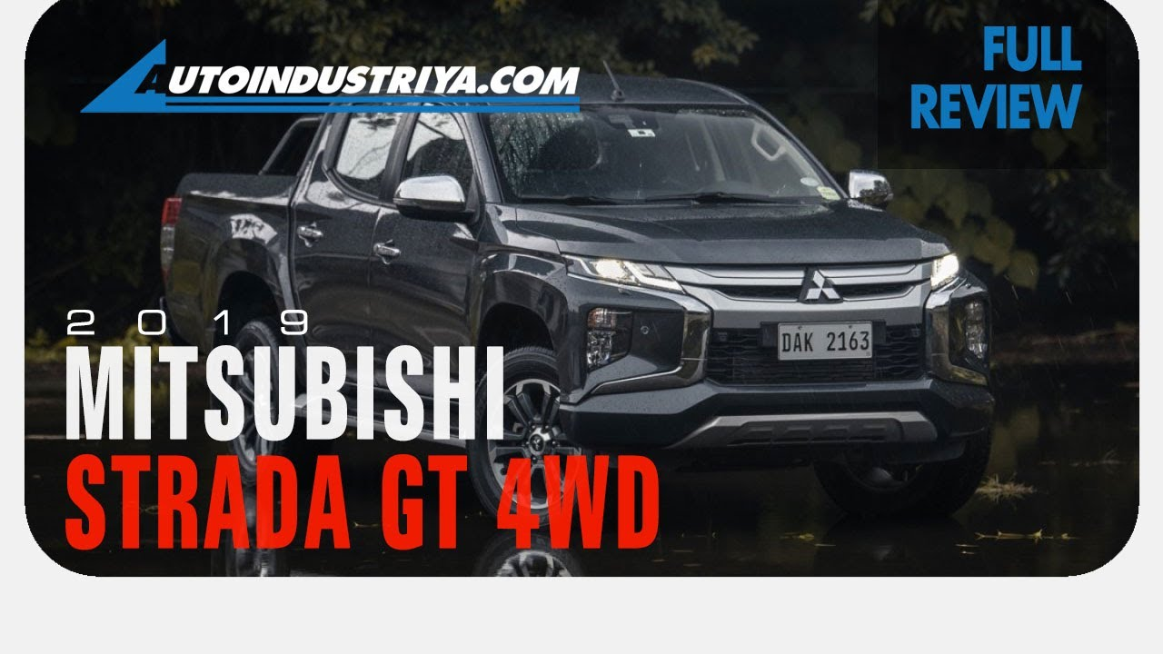 2019 Mitsubishi Strada GT 4WD A/T - Car Reviews