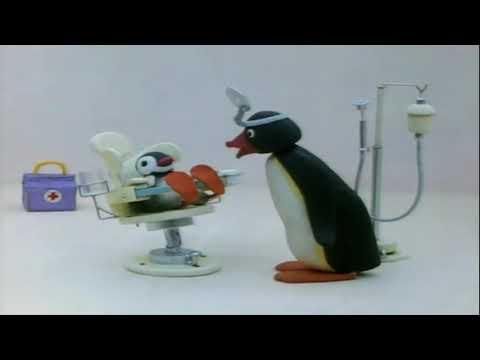 Pingu no médico ❄️ Desenho Animado Completo HD ❄️