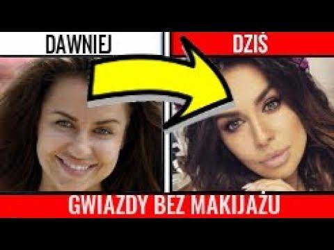 Gwiazdy bez makijażu Natalia Siwiec Doda Małgorzata Kożuchowska
