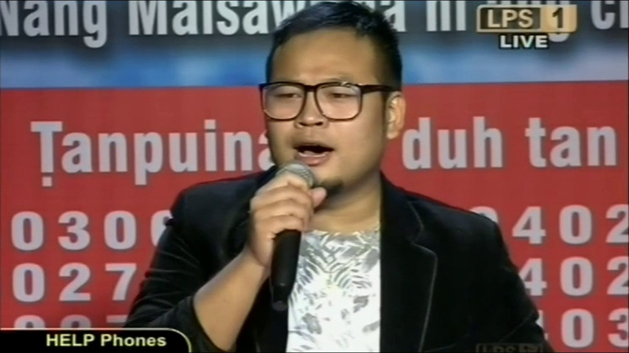 help charity concert joseph lalthanpuia ka nghak reng che lalpa youtube. Black Bedroom Furniture Sets. Home Design Ideas