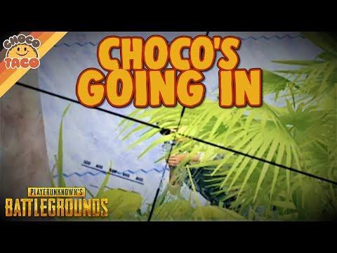Everyone's Stealing chocoTaco's Kills - PUBG Gameplay