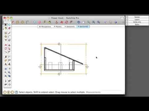 Sketchup to Layout Setup Tutorial