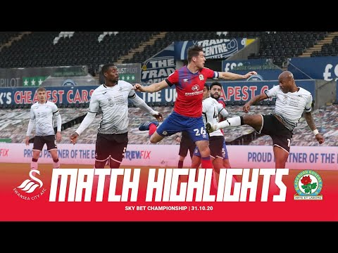 Swansea Blackburn Goals And Highlights