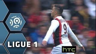 Goal Hatem BEN ARFA (18') / Paris Saint-Germain - OGC Nice (4-1)/ 2015-16