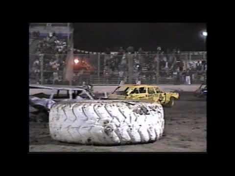 1998 Watsonville Speedway Demolition Derby