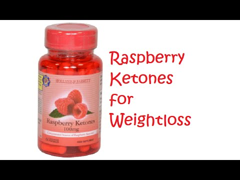 Raspberry Ketones For Weightloss