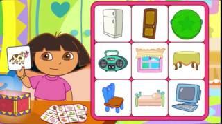 Dora L'Esploratrice Gioca a Tombola 2 | Happy Games Italia