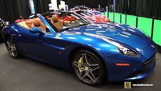 2016 Ferrari California T - Exterior and Interior Walkaround - 2016 Montreal Auto Show