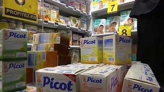 Salmonellen in Babynahrung: Schwere Vorwürfe gegen Lactalis