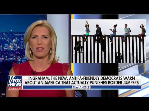 'Totally Out of Control': Ingraham Says Dems Now the Defenders of Immigration 'Lawlessness'