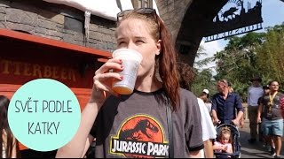 Universal's Islands of Adventure | VLOG