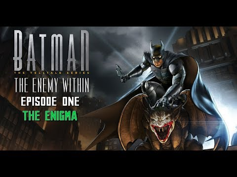 Batman: The Enemy Within | Episode 1 - The Enigma