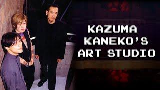 Kazuma Kaneko's Art Studio