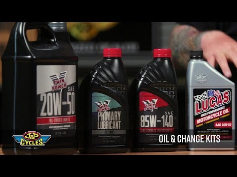 Motorcycle oil Guide