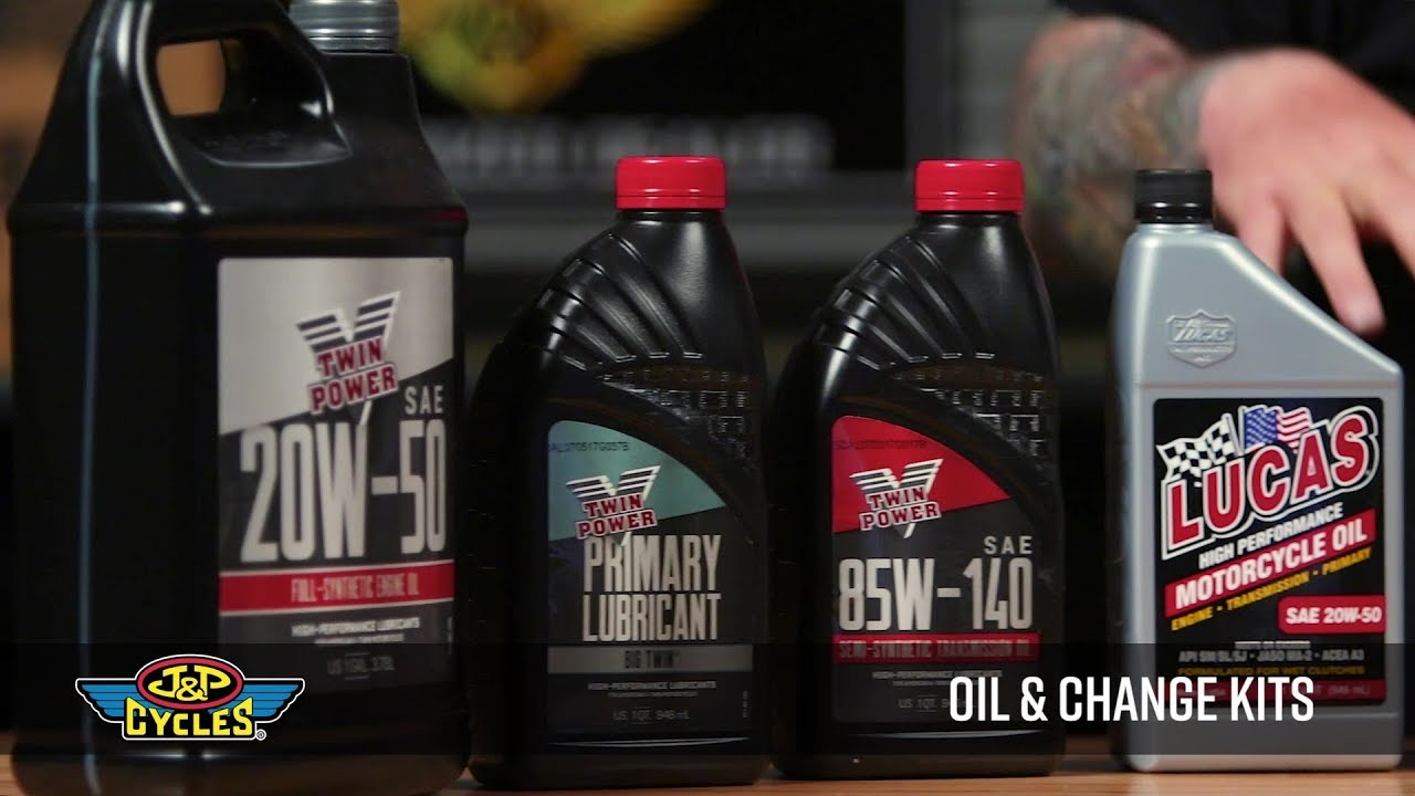 Motorcycle Oil Guide Youtube