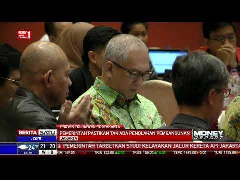 Proyek Tol Bawen-Yogyakarta Tetap Sesuai Rencana