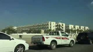 Dubai Driving - Sheikh Zayed Road To Dubai Airport