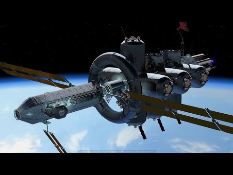 Nautilus-X - A Real Spaceship At Last