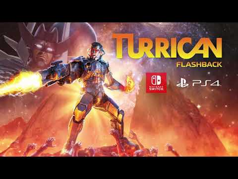 Turrican Flashback Recensione