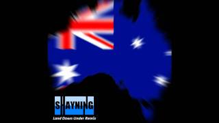 Shayning - Land Down Under (Men At Work) Trance / House Remix