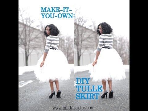 Make Tutu Skirts How To Make