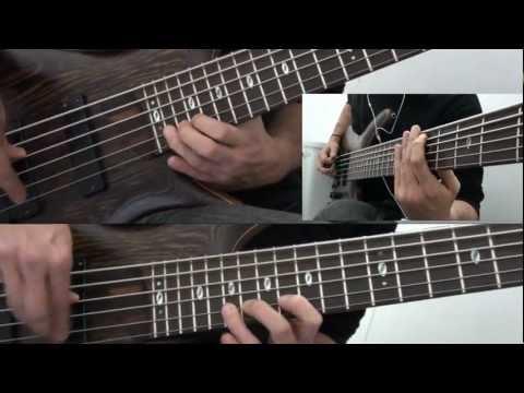 Franck Hermanny - Jewel (Marty Friedman/Jason Becker) Bass Version