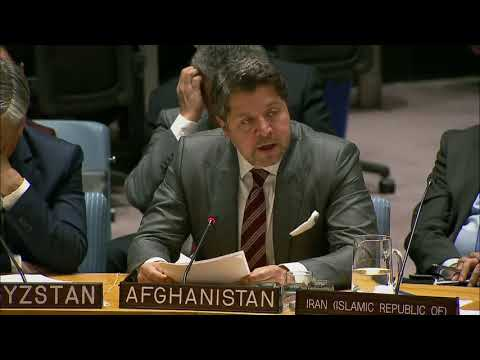 Statement by H.E Hekmat Khalil Karzai Deputy Foreign Minister of the Islamic Republic of Afghanistan