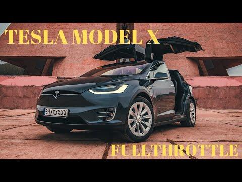 Ревю и Тест Драйв на Tesla Model X | Тесла България