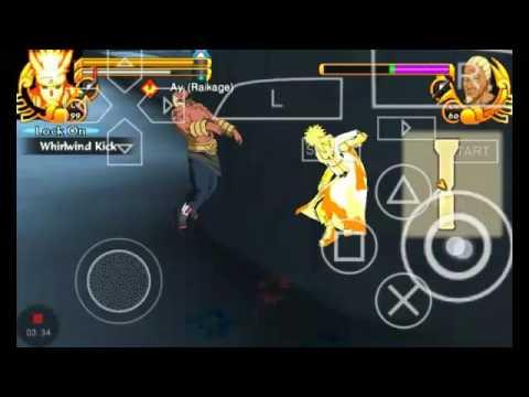 minato vs raikage - 1CAK for fun Only