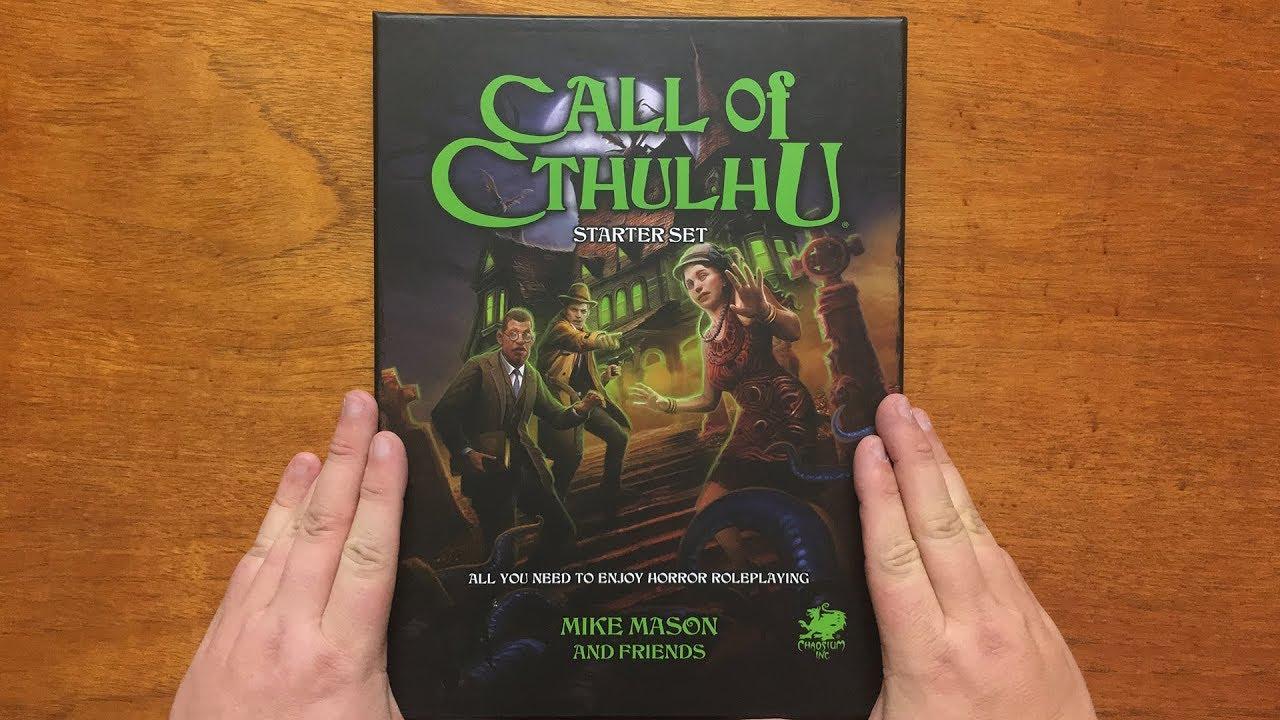 Chaosium Call Of Cthulhu Pdf