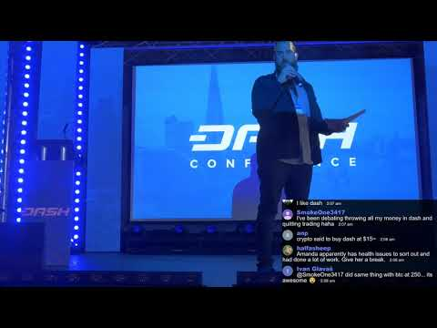 1st Annual Dash Conference in London (part 1)