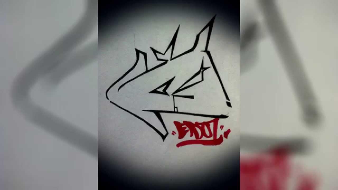 Graffiti tutorial draw letter c in graffiti step by step
