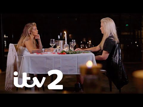 Sarah and Charlotte Have A Romantic Dinner | The Cabins: Preview | ITV2