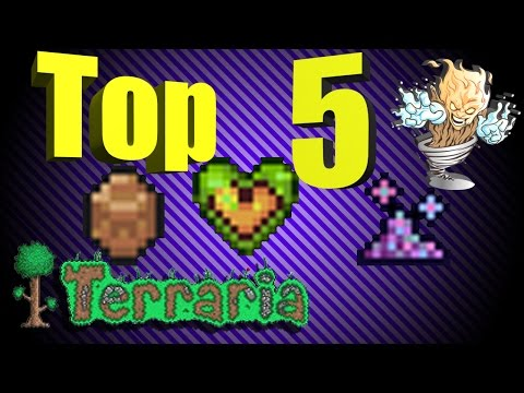 Is This the Best Terraria Jungle Loot? - Terraria Top 5 Jungle Items
