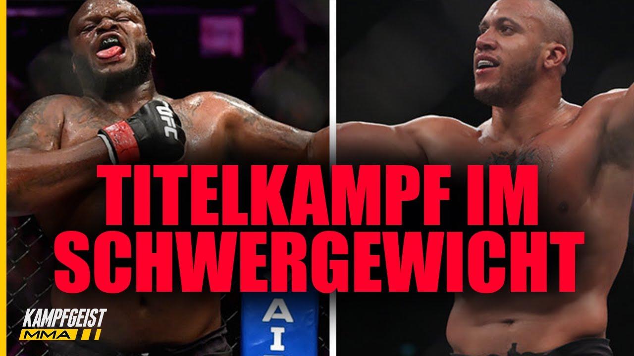 Heftige KNOCKOUT-POWER gegen TECHNIK! UFC 265 steht an!