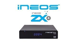 ineos zx4 FAST SCAN ladění programů freeSAT